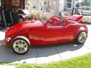 2000 VW Roadster-Modified - $22900